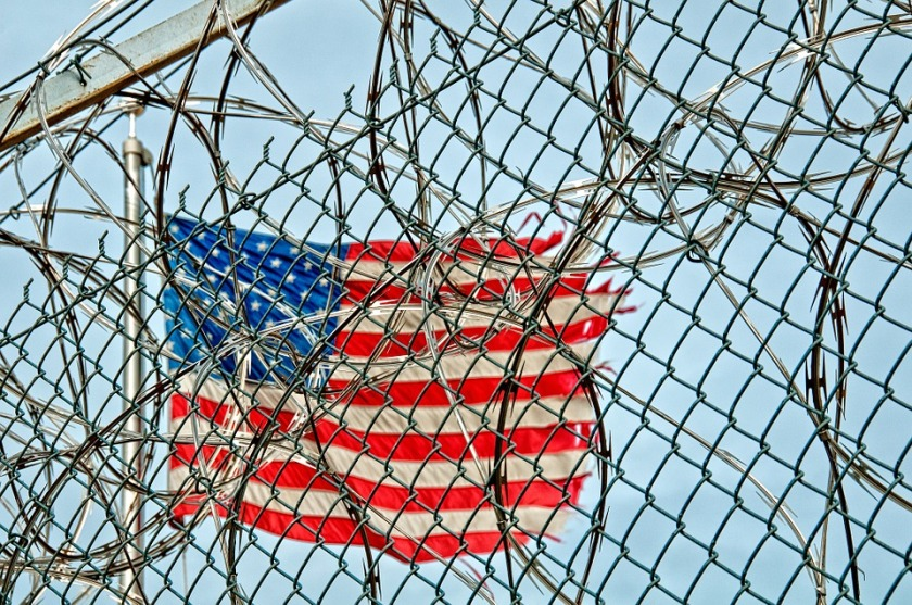 Metal Prison Barbed Fence Wire Detention Jail